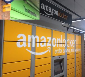 Amazon in Co-Op Maidenhead
