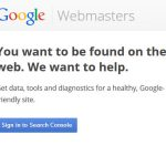 Google Updates – Webmaster Search Console