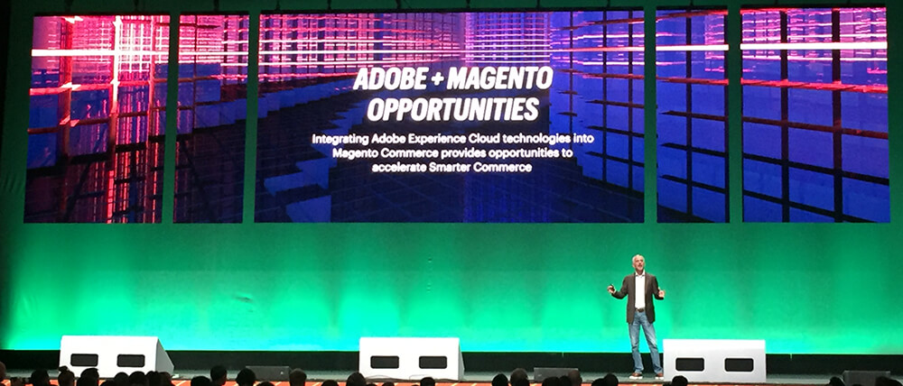 Magento and Adobe