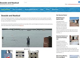 Seaside and Nautical