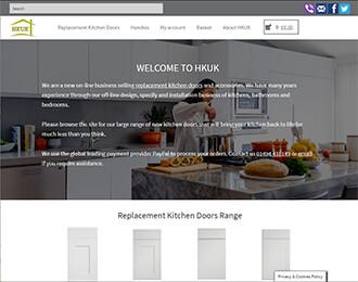 HKUK Replacement Kitchen Doors